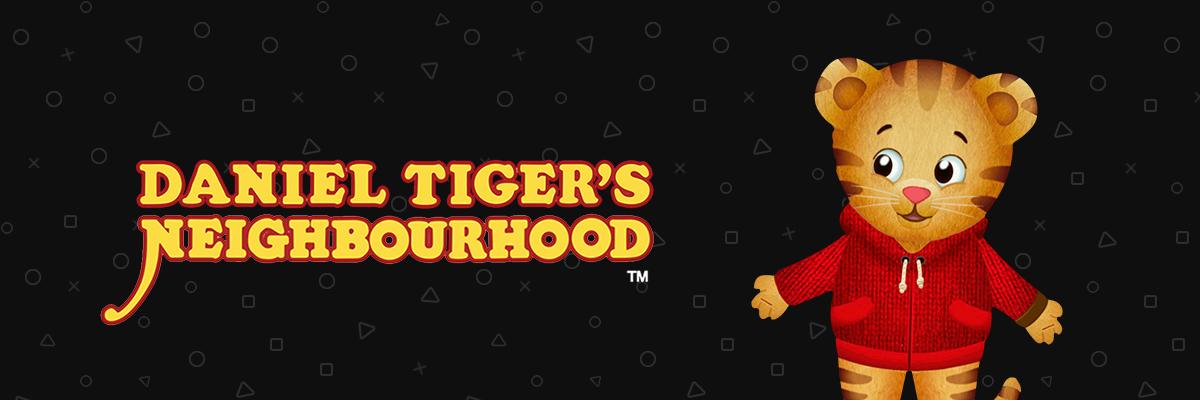 Daniel Tiger's neighborhood games
