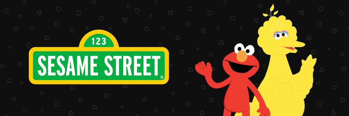 sesame street games