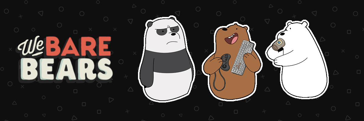 we bare bears games