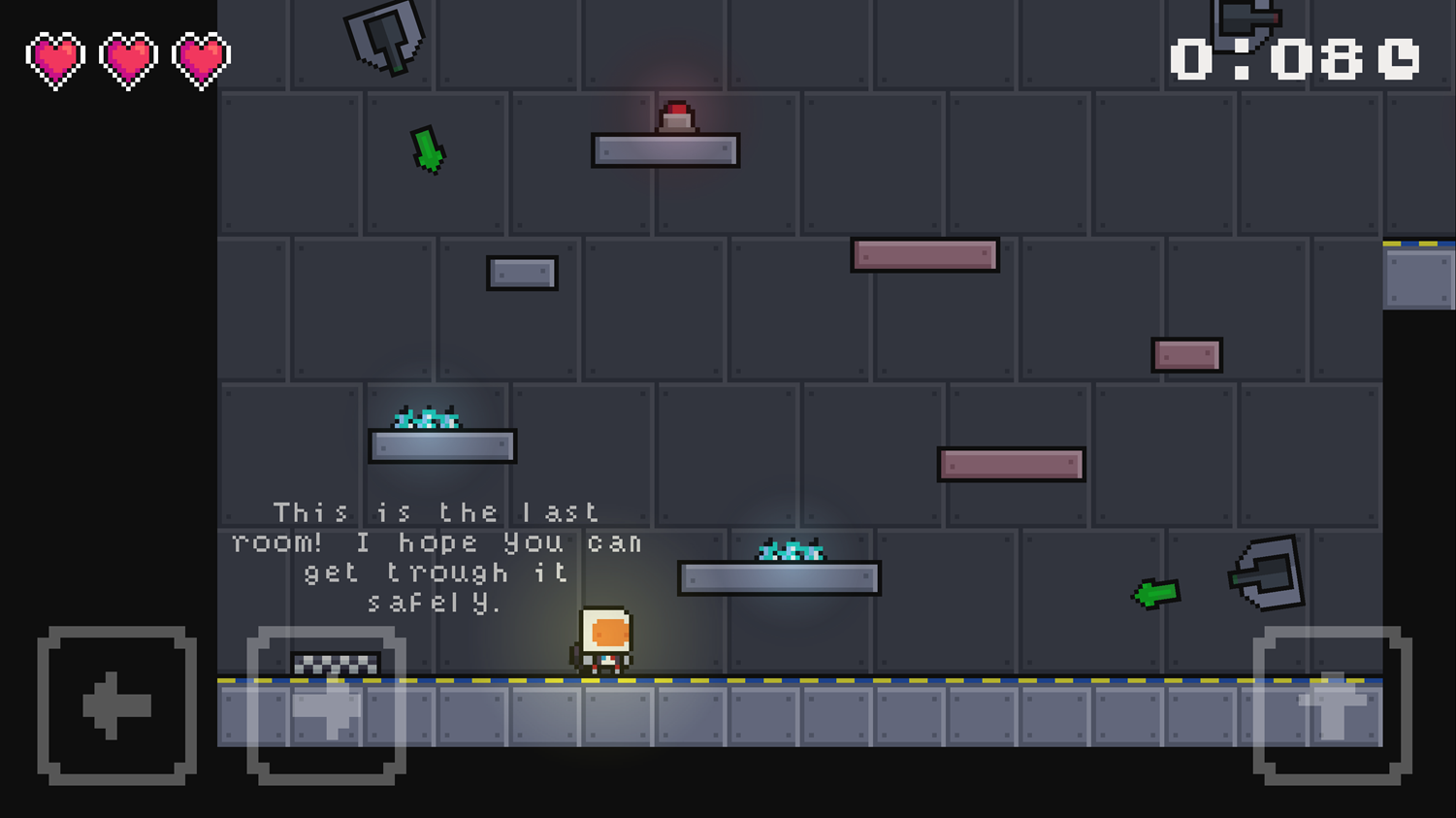 2 Minutes to Escape Final Stage Screenshot.