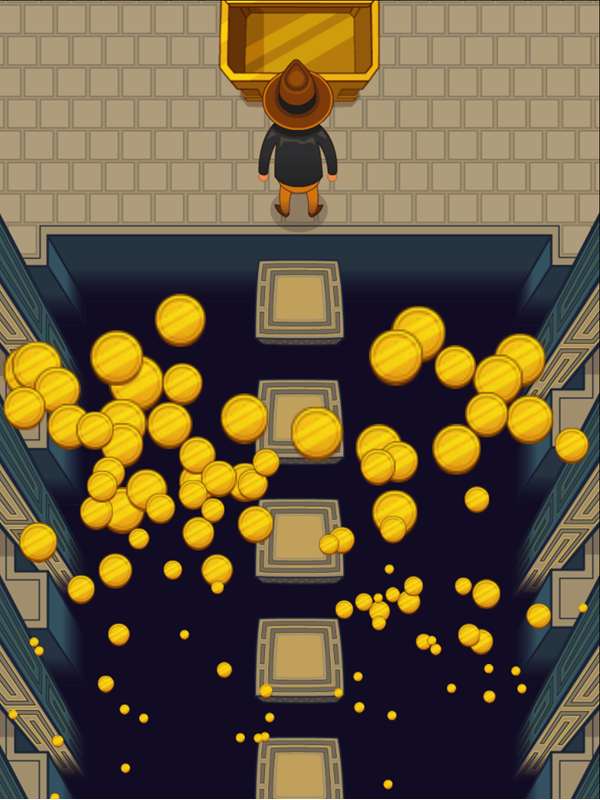 Adventure Man and the Months of the Year Game Over Screenshot.
