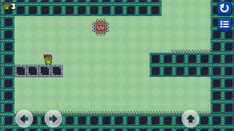 Among Dungeon 2 Game Screenshot.
