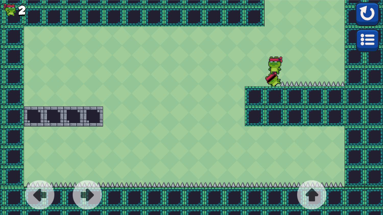 Among Dungeon 2 Standing on Old Play Screenshot.