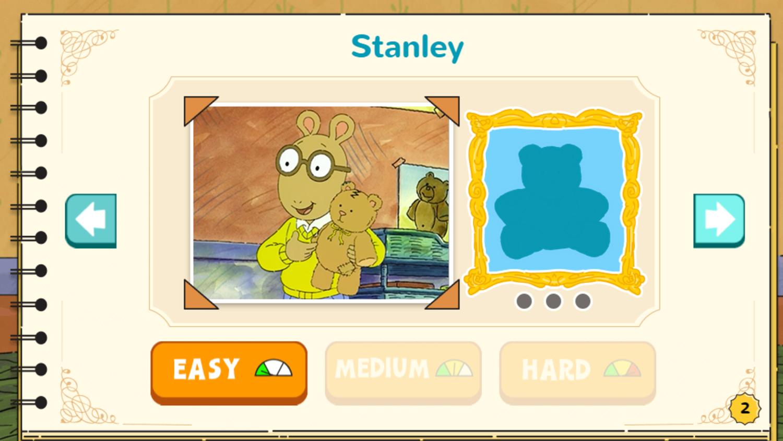 Arthur's Top 20 Game Stanley Screenshot.