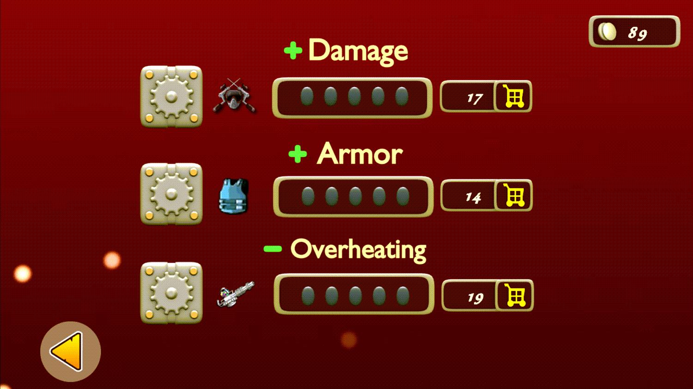 Base Defense Game Shop Screenshot.