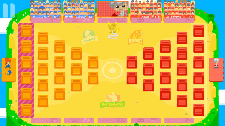 Battle Battle Game Screenshot.