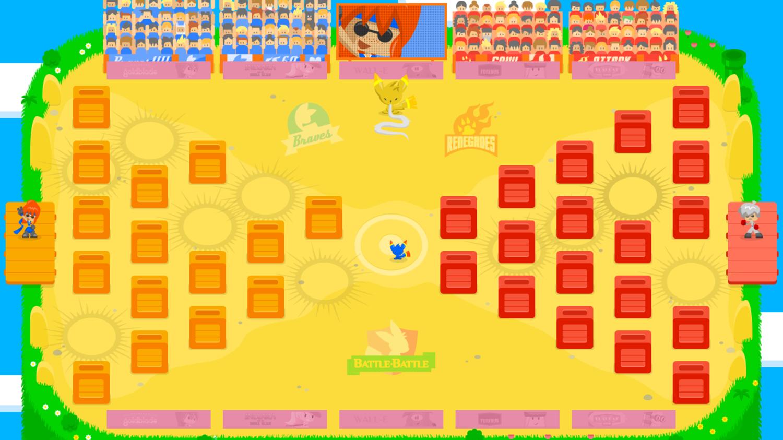 Battle Battle Game Round Won Screenshot.