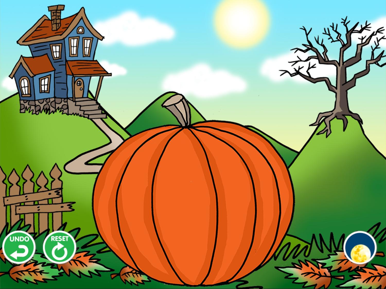 Carve It Game Screenshot.