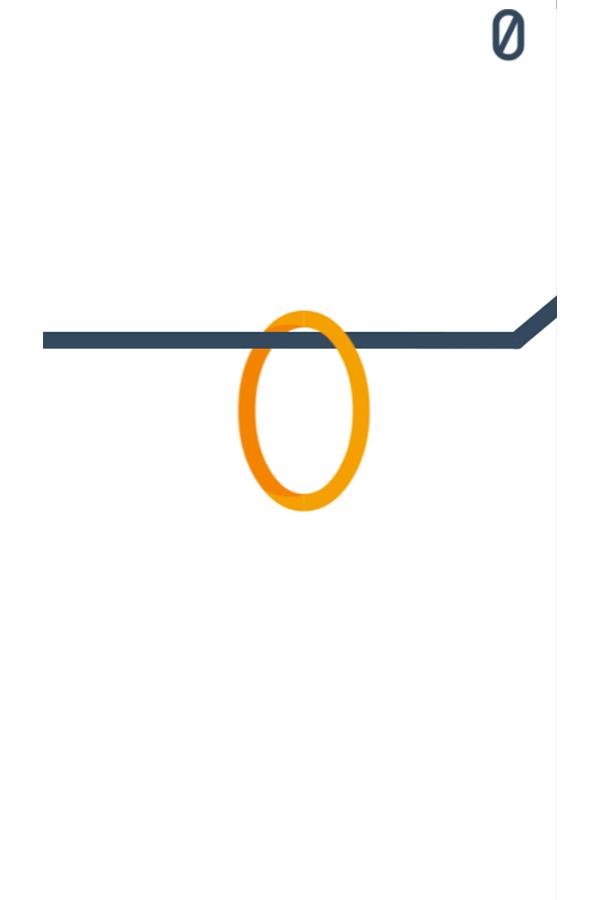 Circles Game Screenshot.