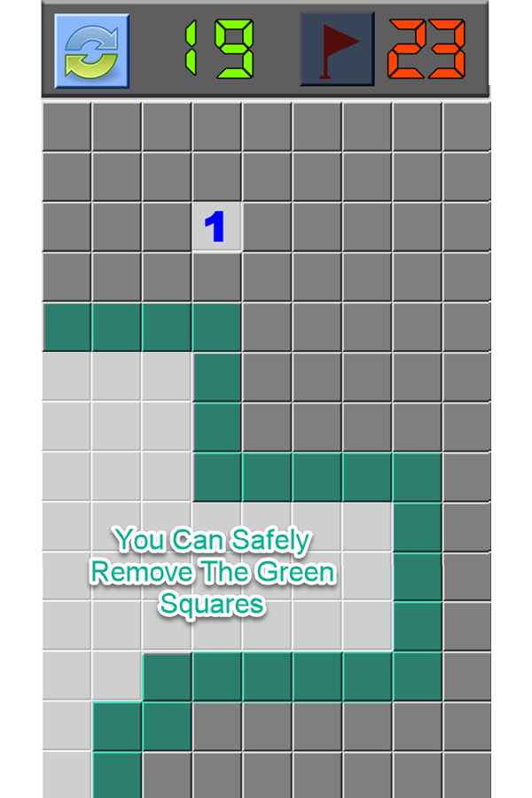 Classic Minesweeper Safe to Remove Screenshot.