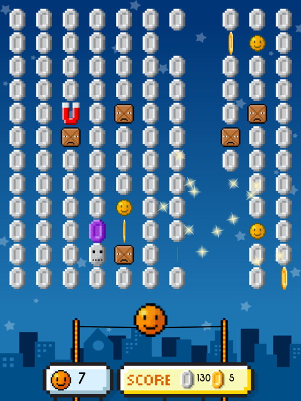 Coin Game Stage Change Screenshot.