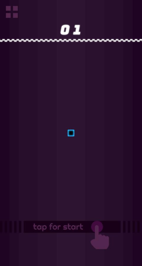 Color Pump Game Start Screenshot.