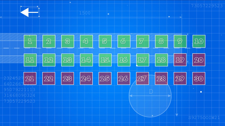 Engineerio Level Select Screenshot.