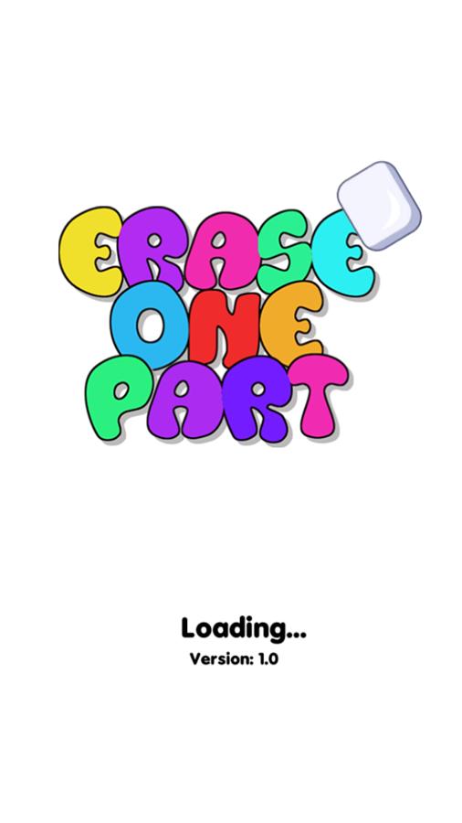 Erase One Part Game Screen Screenshot.