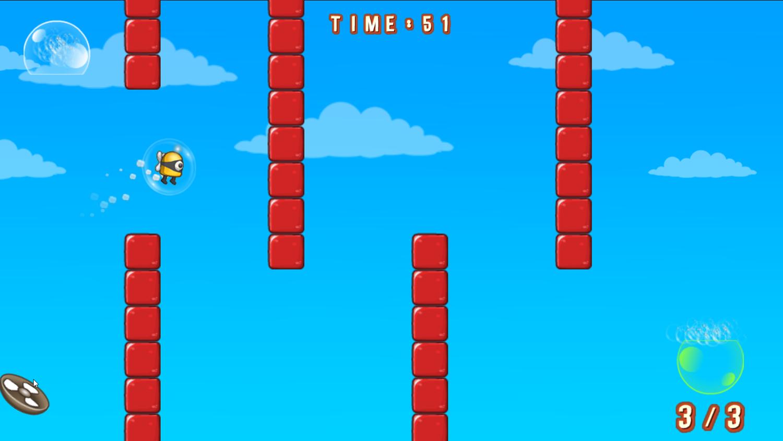 Fasty Bubble Game Screenshot.