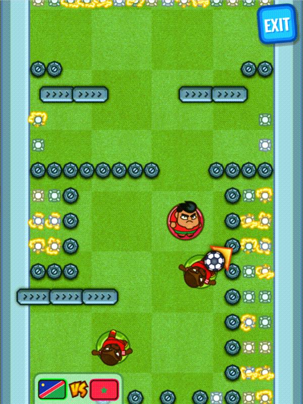Flappy Foot Chinko Enemy Screenshot.