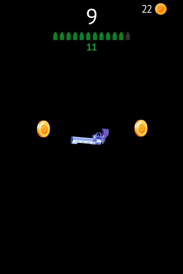 Flip the Gun Game Screenshot.
