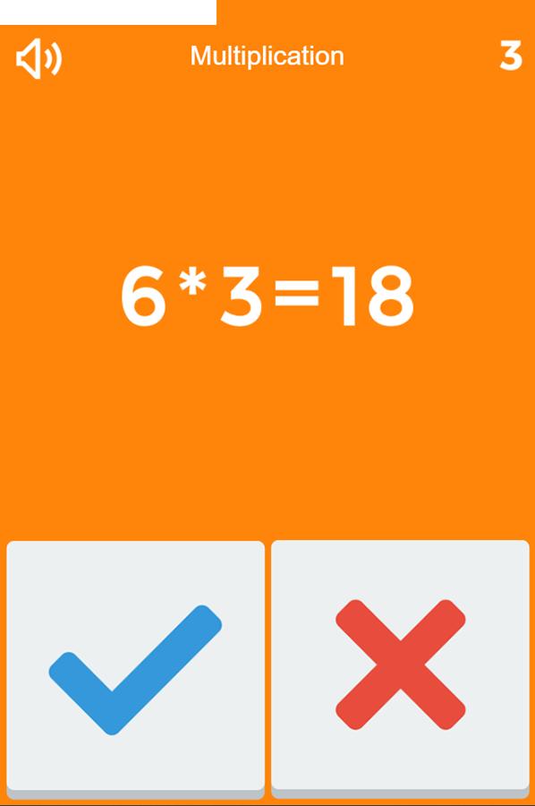 Freaky Math Advanced Game Screenshots.