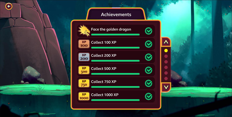 Guardians Defenders of Mathematica Achievements Screenshot.
