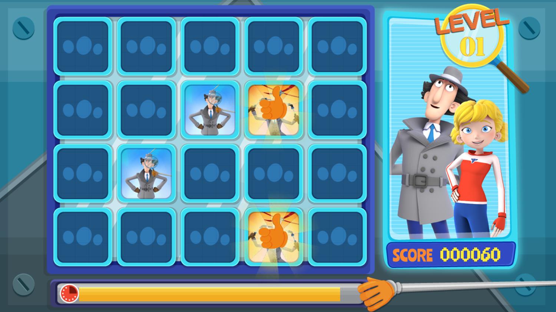 Inspector Gadget Let's Inspect Game Screenshot.