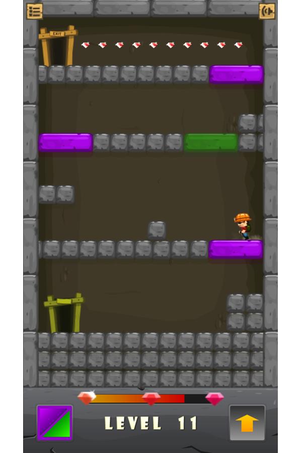 Joee Adventure Game Screenshot.