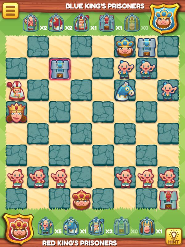 Junior Chess Move Hint Screenshot.