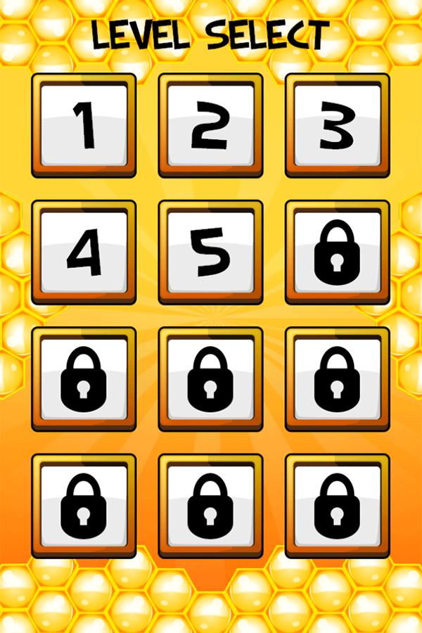 Math Bee Level Select Screenshots.