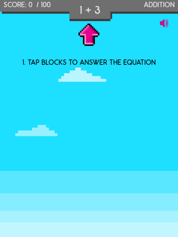 Math Stack Game How To Play Screenshot.