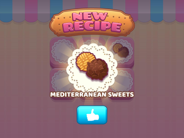 Merge Cakes Game Play Tips Screenshot.