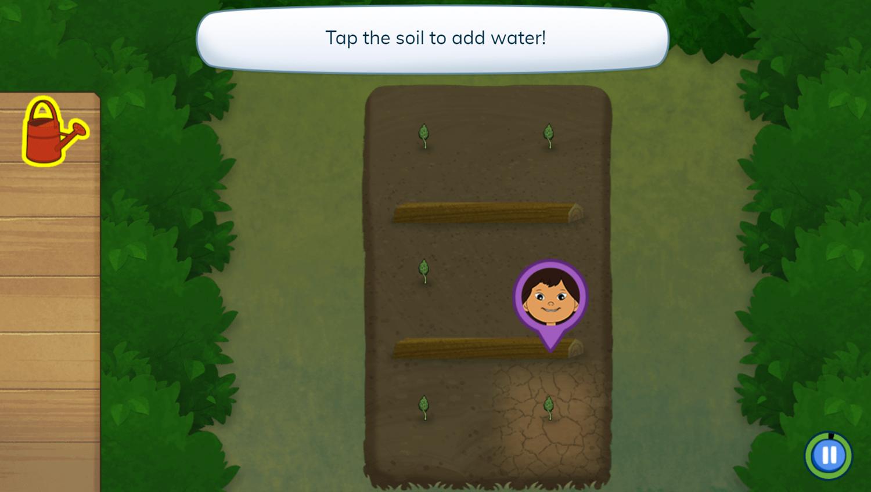 Molly of Denali Veggiezilla Game How To Play Screenshot.