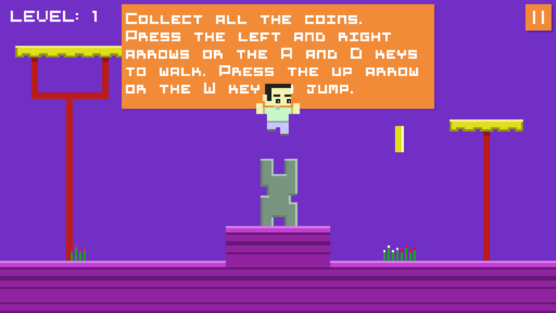 Money Land 2 Game Level Play Screenshot.
