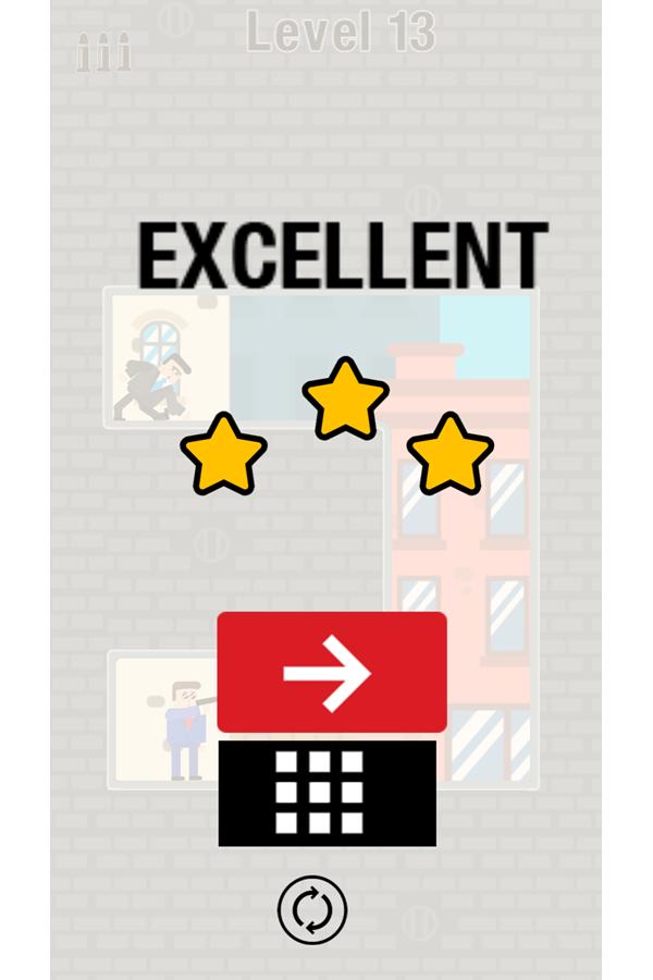 Mr Bullet Game Score Screenshot.