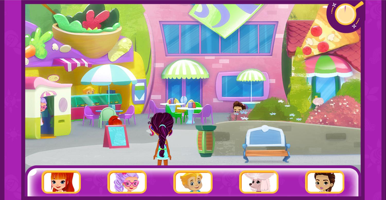 Sunny Day Super Search Game Rox Level Screenshot.