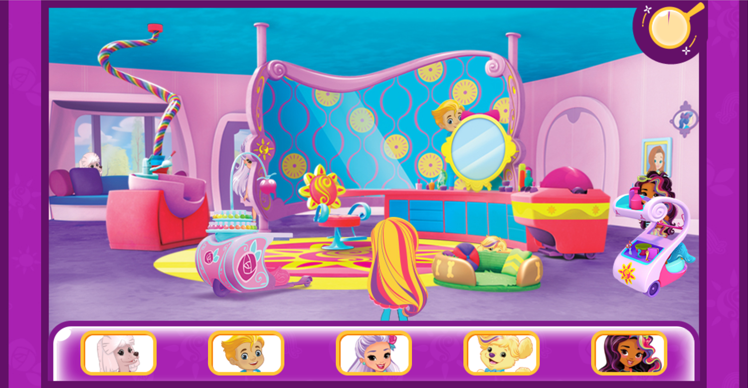 Sunny Day Super Search Game Sunny Level Screenshot.