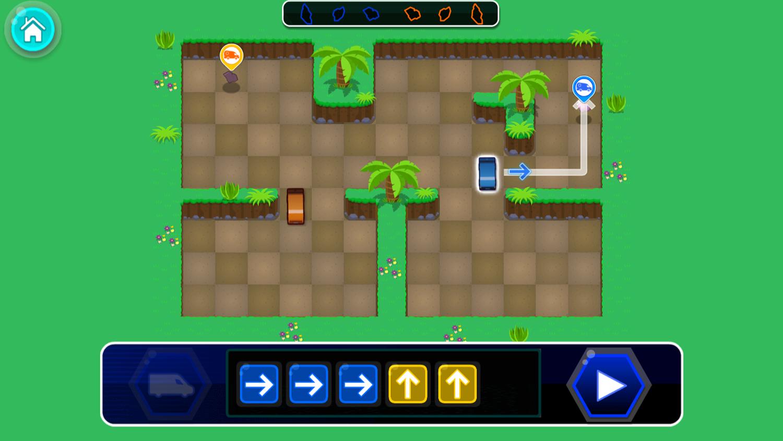 Odd Squad Artifact Adventure Game Play Screenshot.