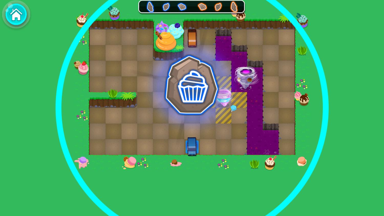 Odd Squad Artifact Adventure Game Level Complete Screenshot.