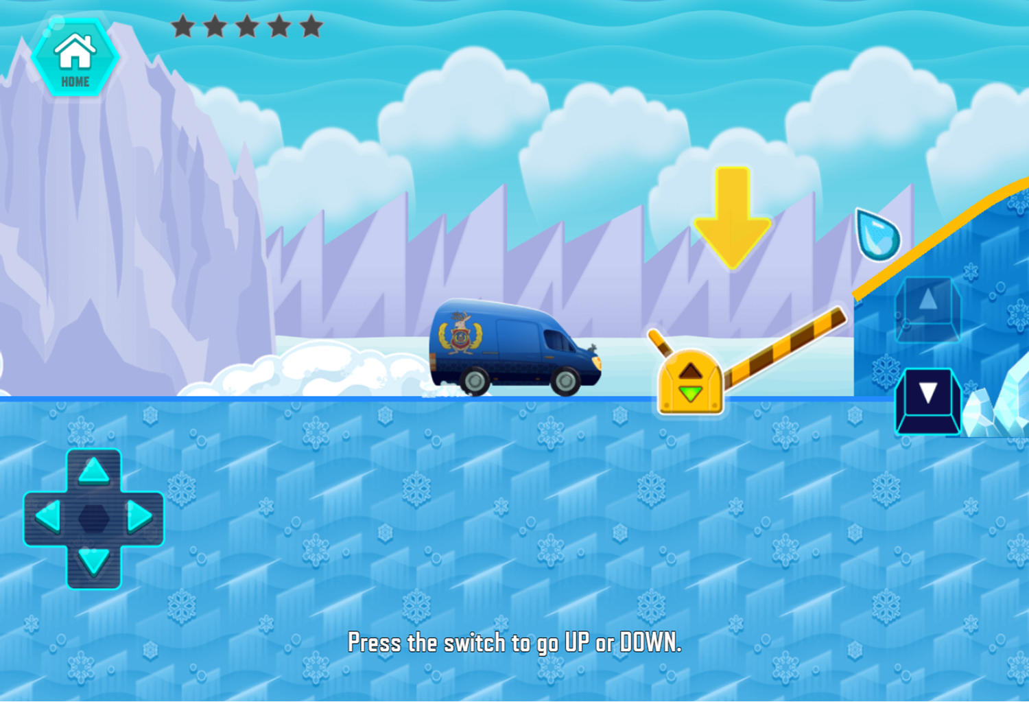 Odd Squad Oddstacle Course Game Extra Tips Screenshot.