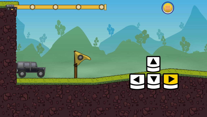 Off Road Climber Game More Forward Screenshot.
