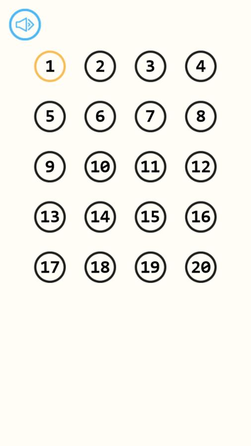 Pull Pin Level Select Screenshot.