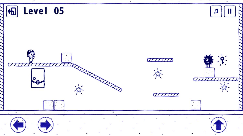 Room Escape Adventure Game Screenshot.