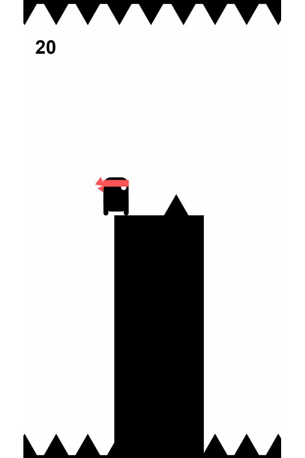 Scream Go Hero Game Screenshot.