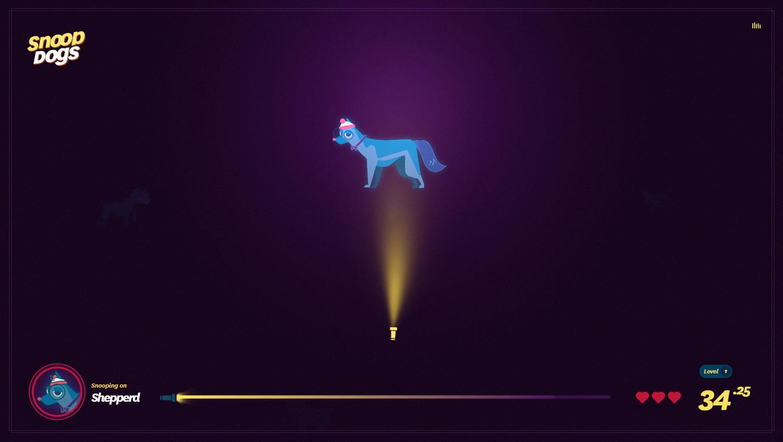 Snoop Dogs Game Found Target Screenshot.