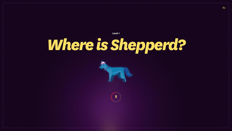 Snoop Dogs Game Target Dog Screenshot.