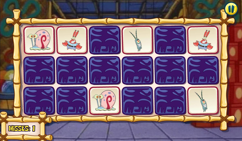 Spongebob Squarepants Toy Store Trial Game Screenshot.