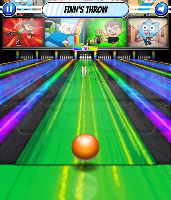 Strike Ultimate Bowling Barrier Screenshot.
