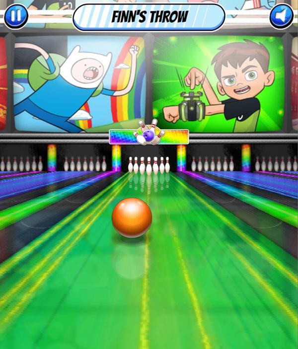 Strike Ultimate Bowling Game Screenshot.