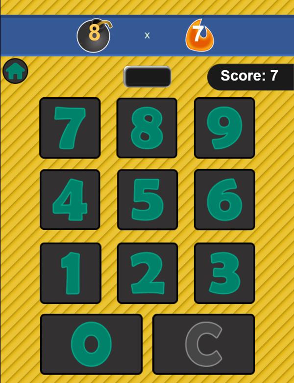 Table Under Pressure Game Screenshots.