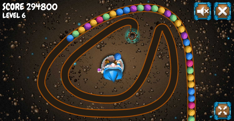 The Sorcerer Game Screenshot.