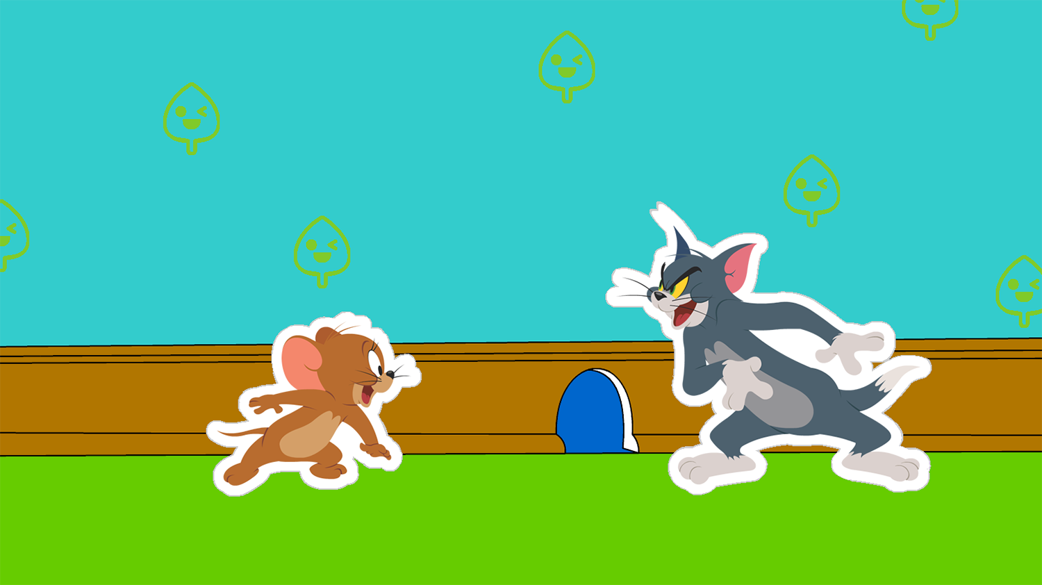 Tom and Jerry Arts and Crafts Page Complete Screenshots.