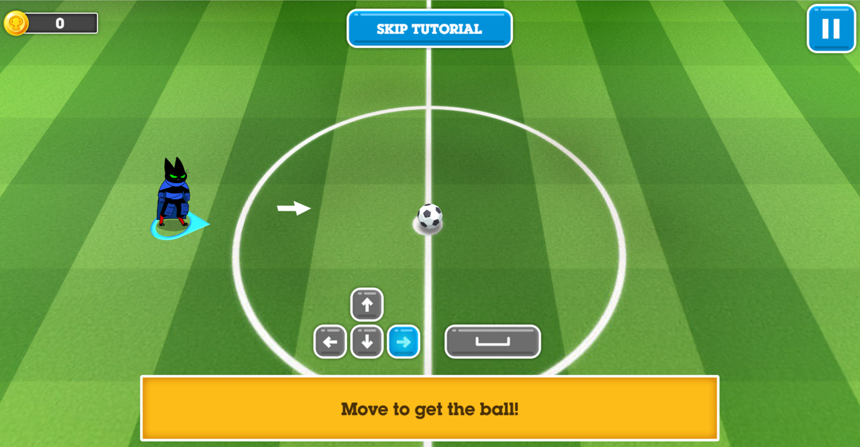 Toon Cup 2020 Instructions Screen Screenshot.